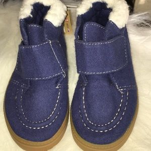 New toddler boy boot shoes